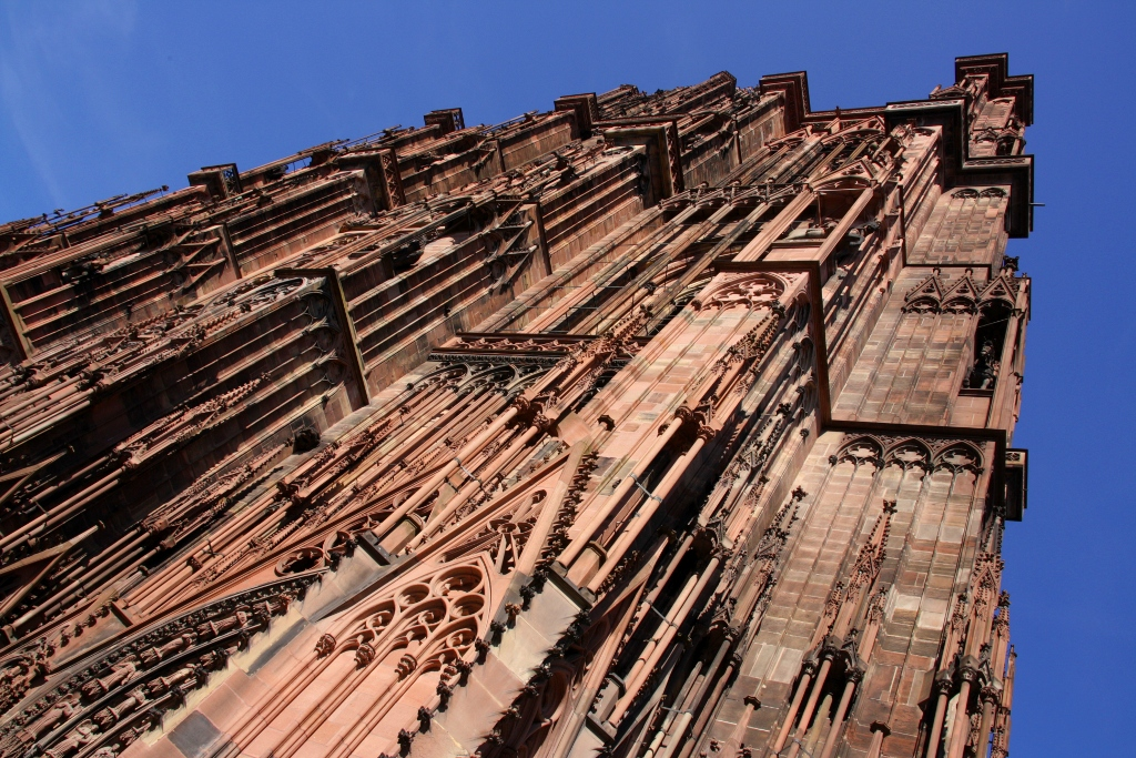 Towers Of The Cathedrale